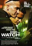 End of watch deutsches poster