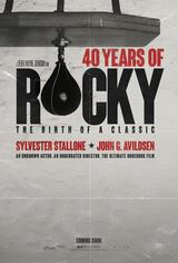 40 Years of Rocky: The Birth of a Classic - Poster