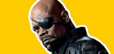 Nick Fury im MCU