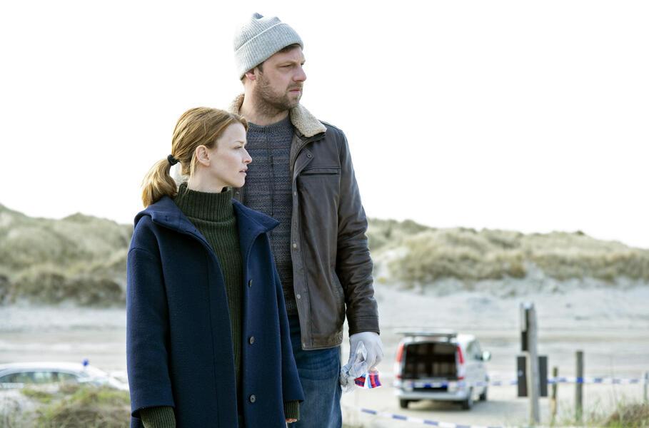 Die Toten am Meer mit Karoline Schuch und Christoph Letkowski