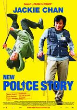 New Police Story - Poster