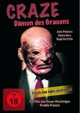 Craze - Dämon des Grauens - Poster