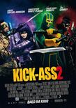 Kick ass 2 plakat