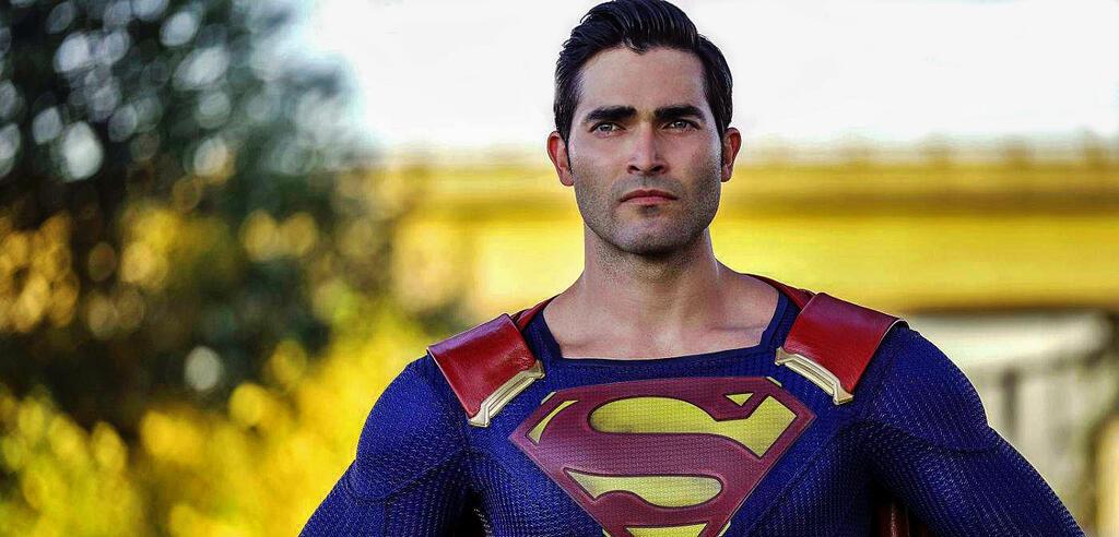 Superman in Arrowverse