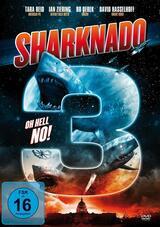 Sharknado 3: Oh Hell No! - Poster