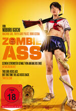 Zombie Ass Poster