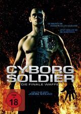 Cyborg Soldier - Die finale Waffe - Poster