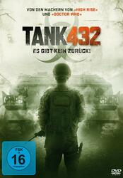 Tank 432 - Es gibt kein Zurück Poster