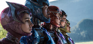 Bild zu:  Power Rangers