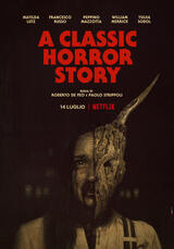 A Classic Horror Story - Poster