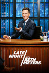 Late Night with Seth Meyers - Poster