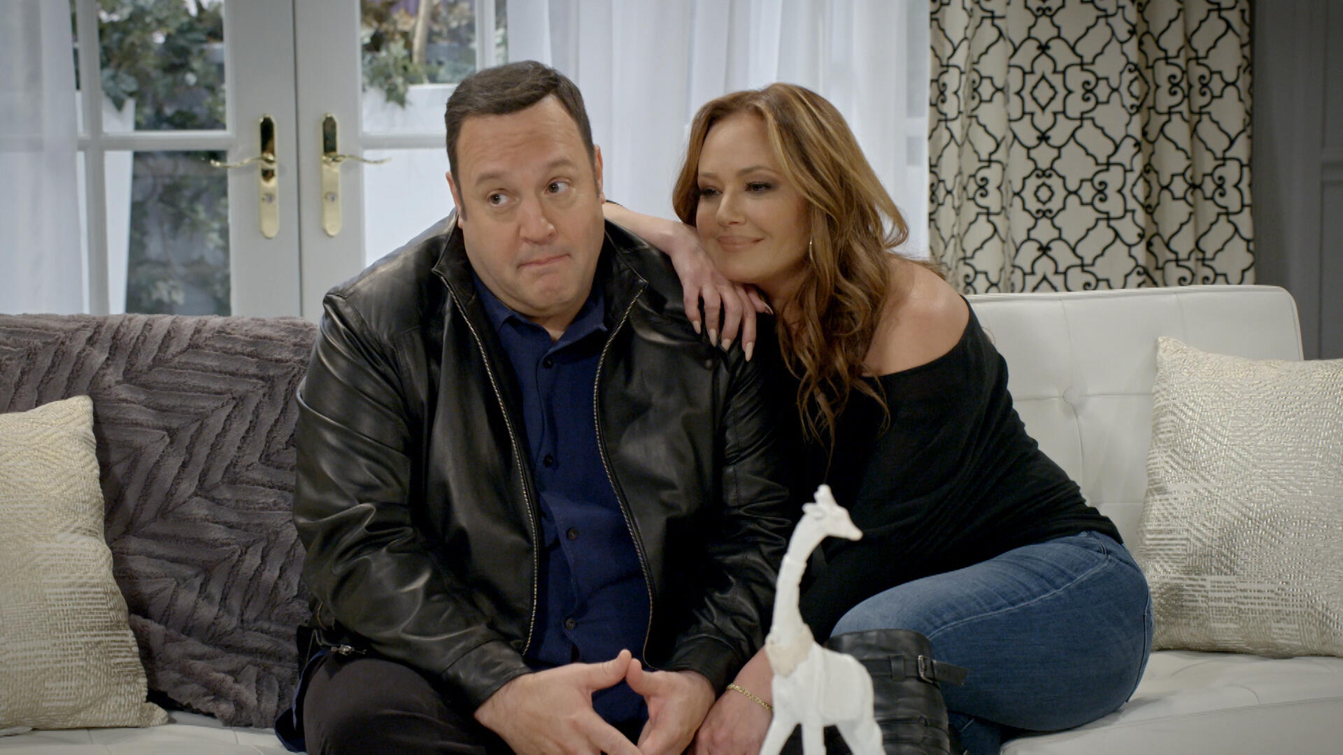 Leah Remini Kevin Can Wait