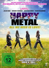 Happy Metal - All We Need Is Love! - Poster