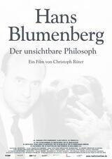 Hans Blumenberg - Der unsichtbare Philosoph - Poster
