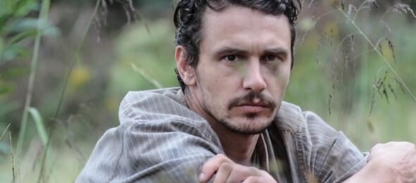 James Franco auf dem Lande