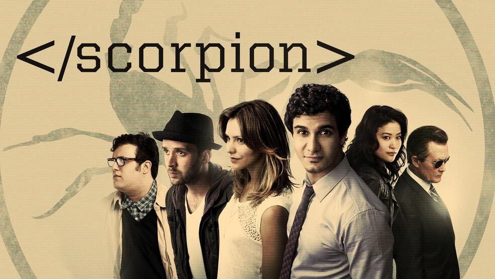 Scorpion Ganze Folge