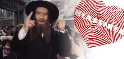 Louis de Funès in Die Abenteuer des Rabbi Jacob