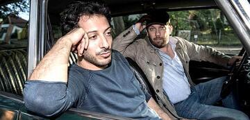 Fahri Yardim und Christian Ulmen in jerks.