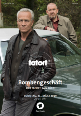 Tatort: Bombengeschäft - Poster
