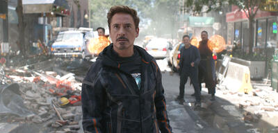 Robert Downey Jr. in Avengers 3: Infinity War