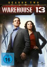 Warehouse 13 - Staffel 2 - Poster