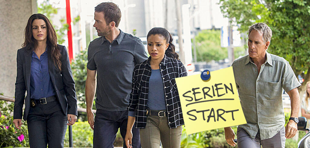 NCIS: New Orleans, Staffel 3