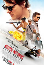 Mission: Impossible 5 - Rogue Nation Poster