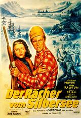 Der Rächer vom Silbersee - Poster
