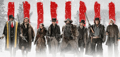 The Hateful 8 von Quentin Tarantino