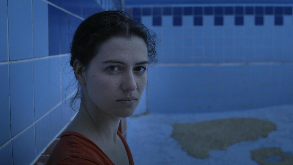 Swimmingpool am Golan