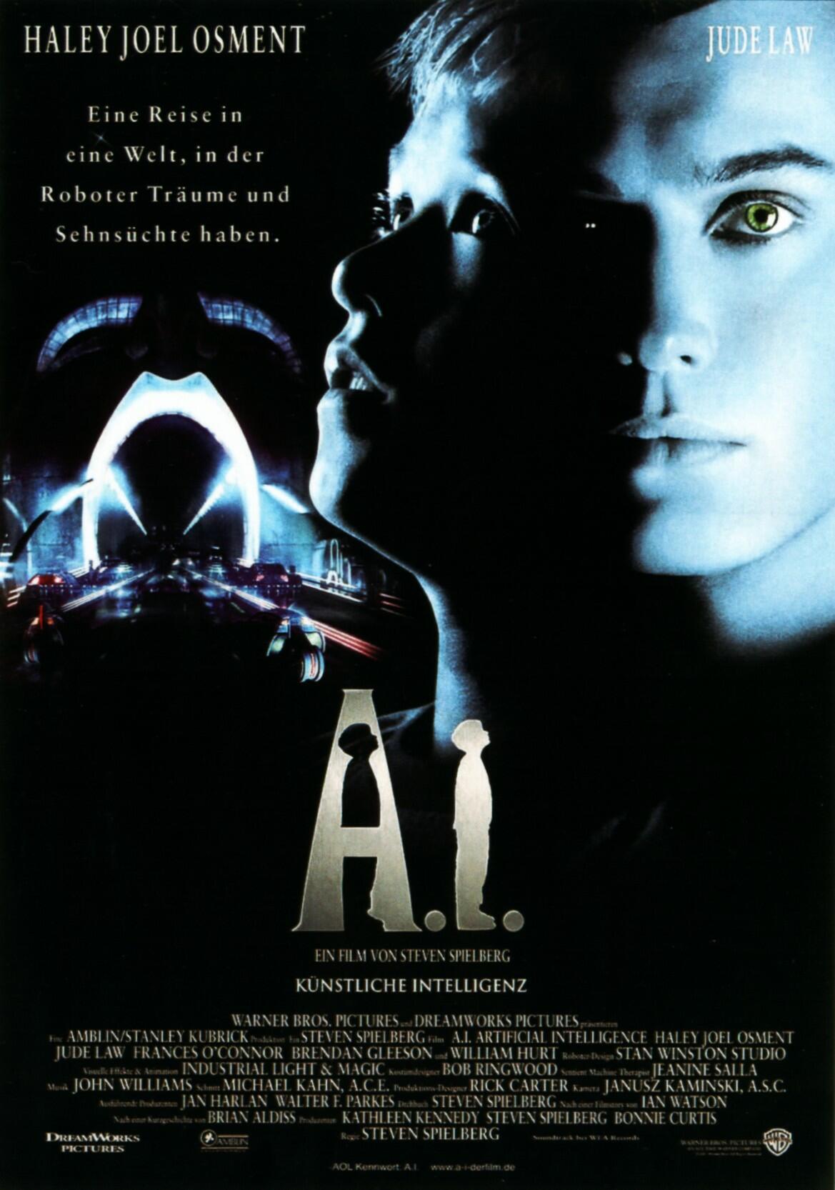 Film Künstliche Intelligenz