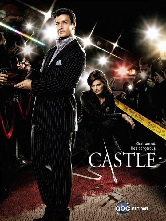 castle episodenliste