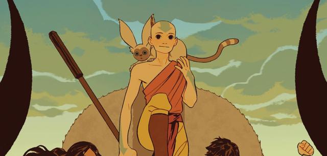Avatar Der Herr Der Elemente Neue Comic Fortsetzungen Angekündigt