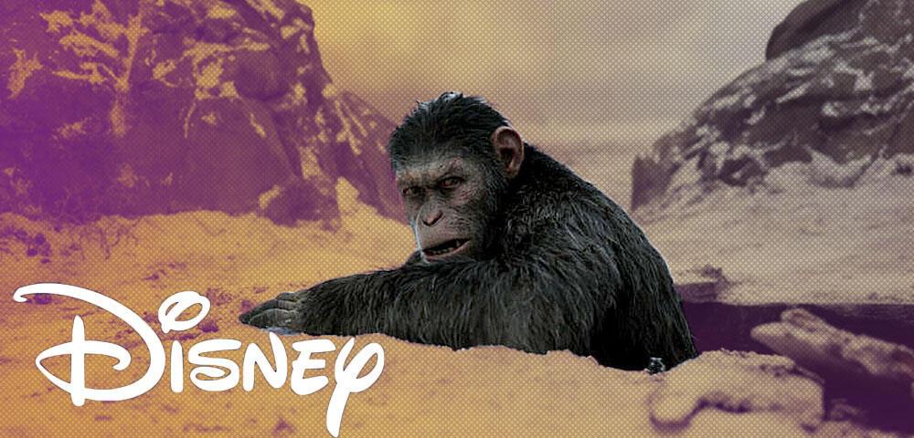 Planet der Affen 4: Disney arbeitet schon an neuer Fortsetzung mit Andy Serkis