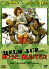 Helm auf - Hose runter - Poster