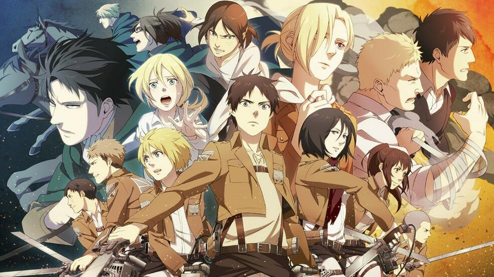 Attack On Titan Stream Staffel 1