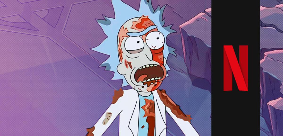 Rick Morty Staffel 4 Netflix