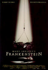 Mary Shelley's Frankenstein - Poster