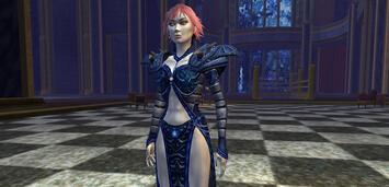 Bild zu:  Weiblicher Avatar in Everquest II