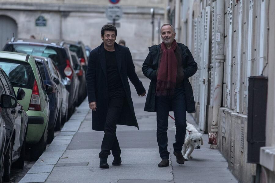 Das Beste kommt noch mit Fabrice Luchini und Patrick Bruel
