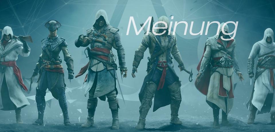 Wohin geht es mit Assassin's Creed 2017?