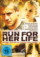 Run for her Life - Poster