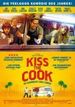 Kiss the cook h poster