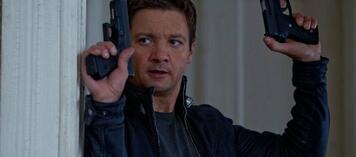 Jeremy Renner in Das Bourne Vermächtnis