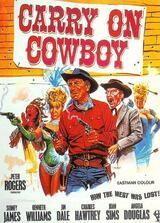 Ist ja irre - Der dreiste Cowboy - Poster