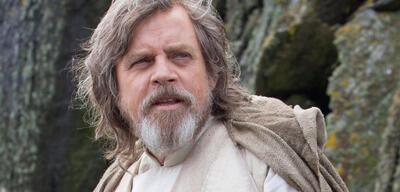 Mark Hamill in Star Wars 7