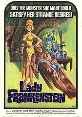 Lady Frankenstein