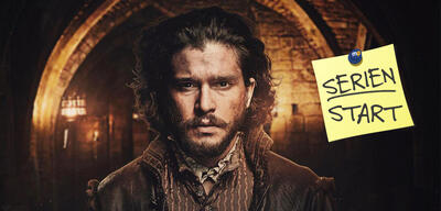 Kit Harington als Robert Catesby in Gunpowder