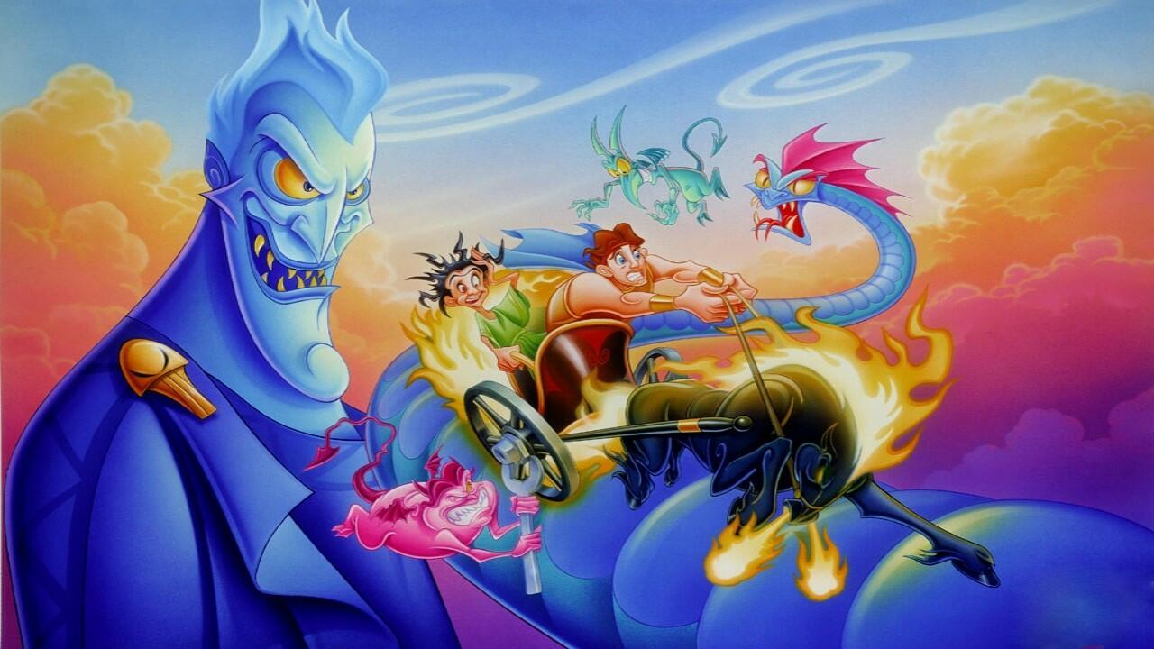 Disneys Hercules