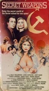 Sexpionage - Spion im Bett - Poster